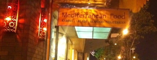 Magic Lamp Lebanese Mediterranean Grill is one of Top 10 dinner spots in Long Beach, Ca.