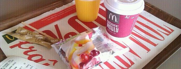 McDonald's is one of Où manger à Bacalan (Bordeaux).