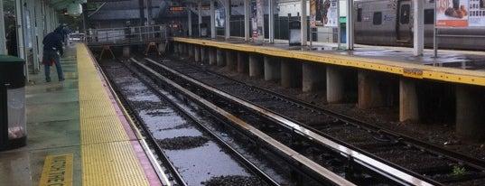 LIRR - Port Washington Station is one of Main list.