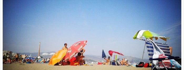 Playa de La Misericordia is one of Zone di Málaga da visitare.