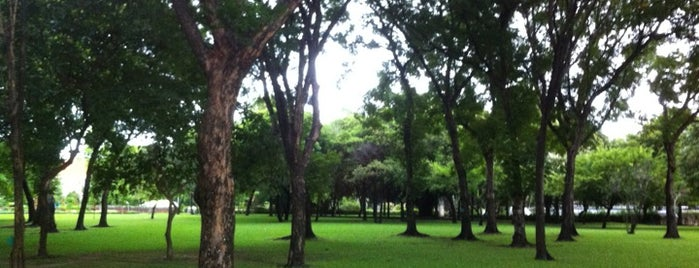 สวนรมณีนาถ (Romaneenart Park) is one of Thailand For Family.