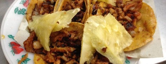 Taqueria Los Paisas is one of 20 favorite restaurants.