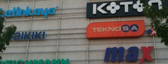 Neomarin is one of İstanbul'daki Alışveriş Merkezleri.