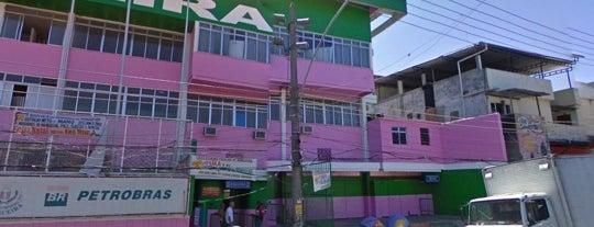 G.R.E.S. Estação Primeira de Mangueira is one of Rio de Janeiro's best places ever #4sqCities.