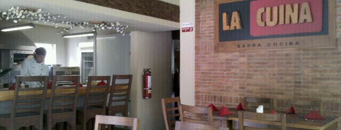 La Cuina is one of Restaurantes en Guadalajara.