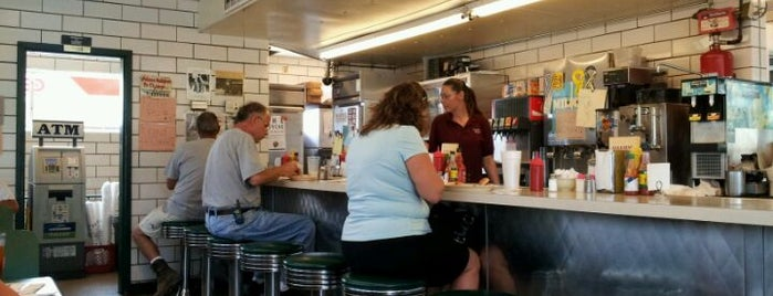 Courtesy Diner is one of Where to find a late-night meal.