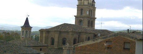 Catedral de Calahorra is one of Catedrales de España / Cathedrals of Spain.