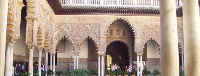 Royal Alcazars of Seville is one of 101 cosas que ver en Andalucía antes de morir.