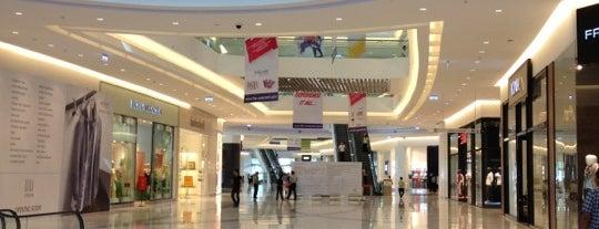 Crescent Mall is one of quê hương.