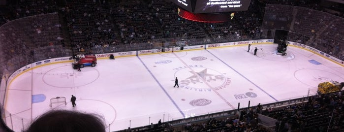 American Airlines Center is one of Top Picks for Sports Stadiums/Fields/Arenas.