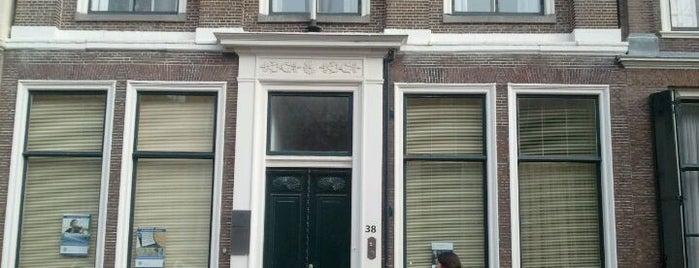 Rapenburg 38 is one of Geesteswetenschappen / Humanities.