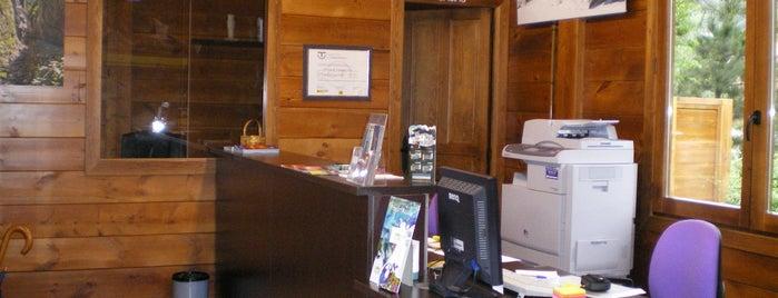 Oficina de Turismo de Aller is one of Oficinas de Turismo en Municipios asociados.