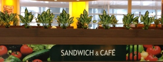 SUBWAY 中部国際空港店 is one of SUBWAY中部 for Sandwich Places.