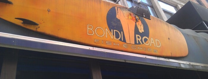 Bondi Road is one of Things to C in NYC.
