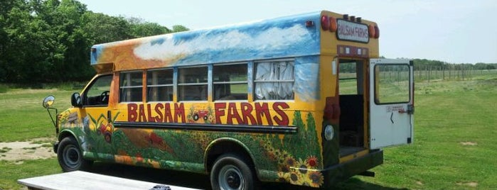 Balsam Farms is one of Best Places In Amagansett.
