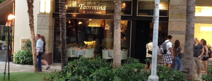 Taormina is one of Favorites, Waikiki.