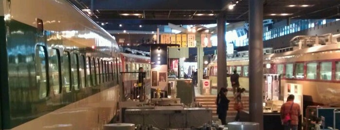 鉄道博物館 (THE RAILWAY MUSEUM) is one of Japan must-dos!.