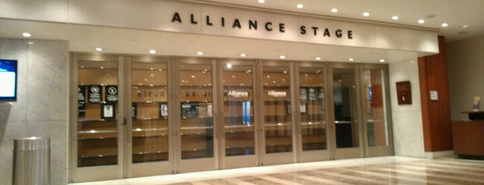 Alliance Theatre is one of things to do in atlanta.