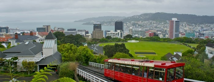 Wellington Cable Car is one of The coolest little capital in the world.