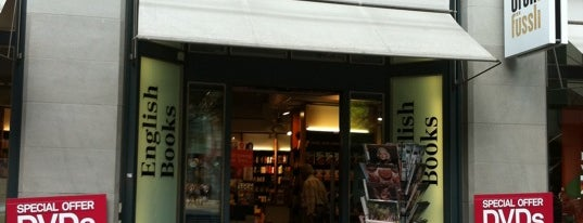 Orell Füssli - The Bookshop is one of Cyberoptix's Stockists!.