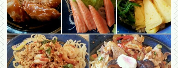 Oishi Ramen (โออิชิ ราเมน) is one of Favorite Food.