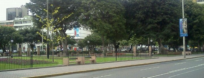 Parque Kennedy is one of Parques.