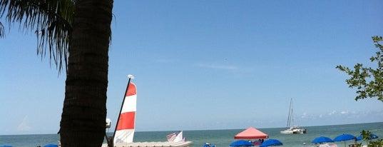 DiamondHead Beach Resort & Spa is one of Beautiful Wedding Locations in SW Florida.