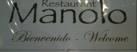 Restaurant Manolo is one of Top picks for Argentinian Restaurants.