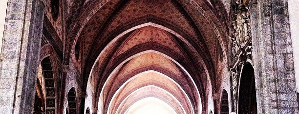 Santa Maria delle Grazie is one of 101Cose da fare a Milano almeno 1 volta nella vita.