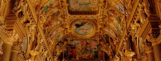 Opéra Garnier is one of Must-See Attractions in Paris.