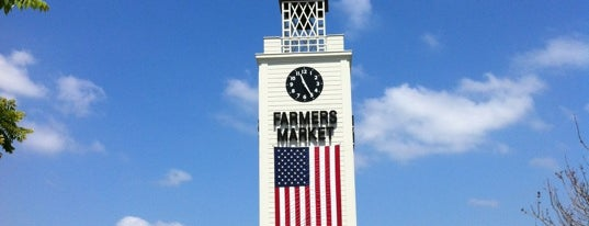 The Original Farmers Market is one of Old Hollywood Glamour.