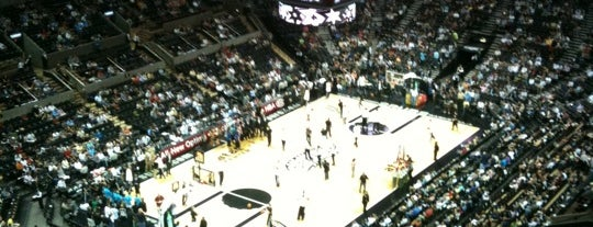 AT&T Center is one of Sport Staduim.