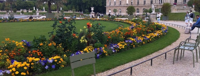 Luxembourg Garden is one of Parcs, jardins et squares - Paris.