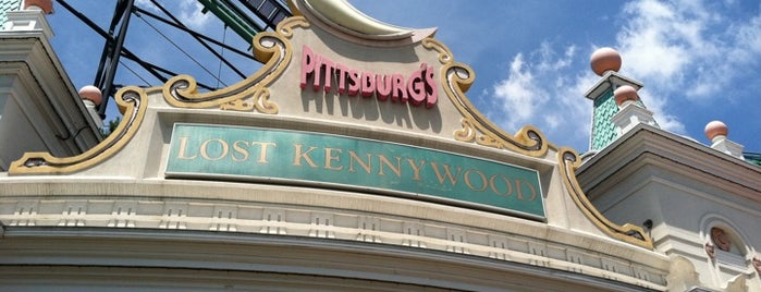 Kennywood Park is one of Best Places to Check out in United States Pt 4.