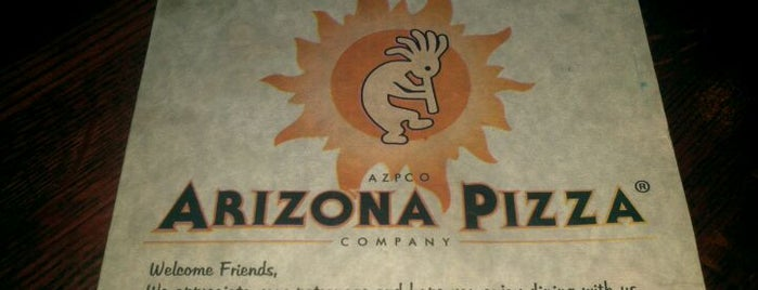 Arizona Pizza Co. is one of Local Attractions.