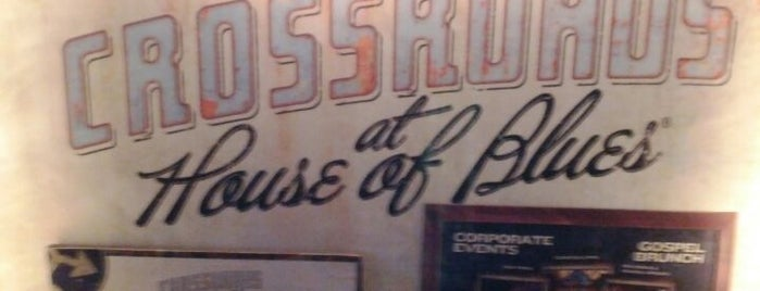 House of Blues is one of Florida Trip '12.