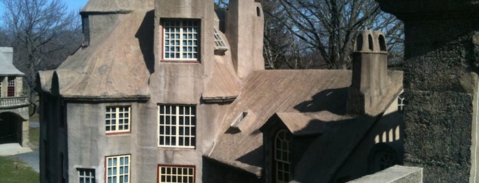 Fonthill Castle is one of Best Places to Check out in United States Pt 4.