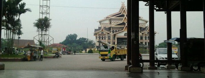 Lapangan Bandar Serai Raja Ali Haji (Purna MTQ) is one of Favorite Hang Out.