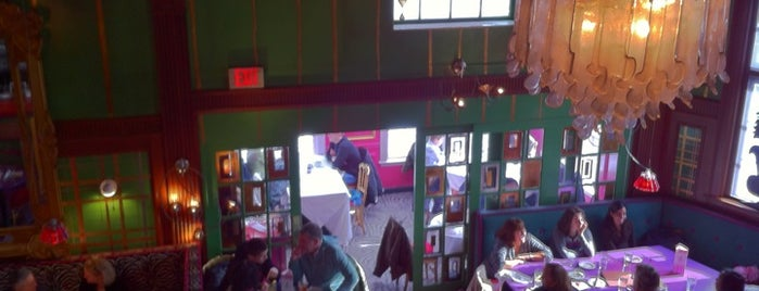 Upstairs on the Square is one of Must-visit Food in Boston.