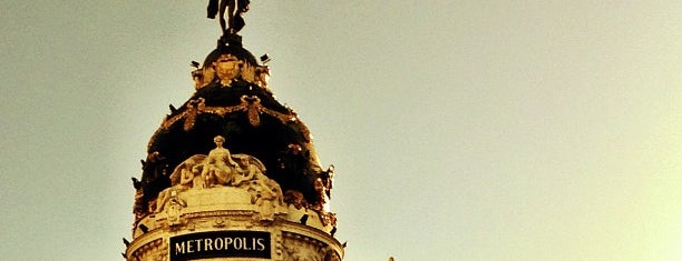 Metropolis Building is one of Favorite Places Around the World.