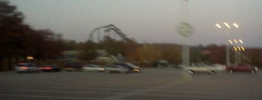 Six Flags St Louis is one of Best Spots in the St. Louis Metro #visitUS.