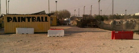 Qatar paintball centre. is one of My Doha..