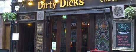 Dirty Dick's is one of Beer Map.