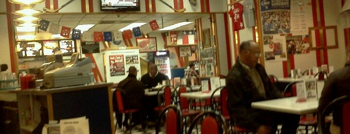 American Coney Island is one of Detroit List #VisitUS.