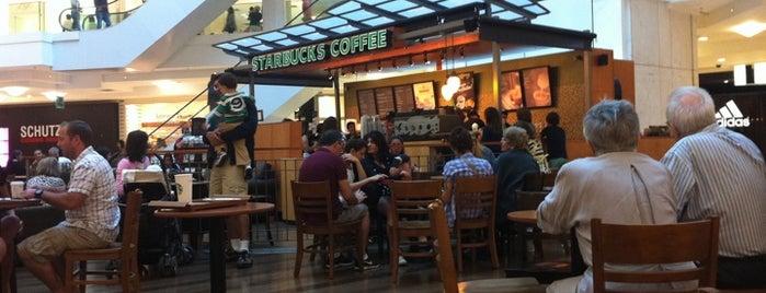 Starbucks is one of Foodporn: Rio de Janeiro.
