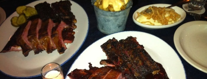 Blue Smoke is one of Must Eat, Manhattan.