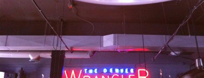 Denver Wrangler is one of Gay bars - Denver.