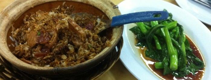 K10 Claypot Chicken is one of Jalan Jalan Ipoh Eatery.