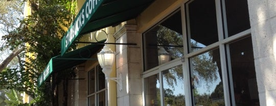 Starbucks is one of Princess' Tampa Hot Spots!.
