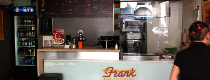 Frank's is one of We Love Tel Aviv!  #4sqCities.